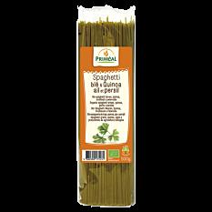 Spagetti Quinoa Ail Pers500G Bio