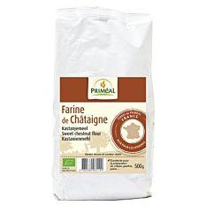 Farine Chataigne France 500G Bio