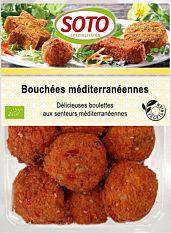 Bouchees Mediterranennes 250G Bio