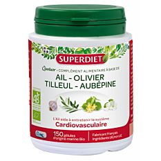 Quatuor Cardiovasculaire - 150 comprimés Bio