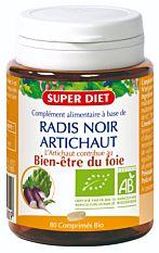Radis Noir Artichaut 80 Comp Bio