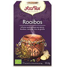 Yogi Tea Rooibos 17Inf Bio