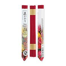 Encens à la Rose Rouleau Japonais x35