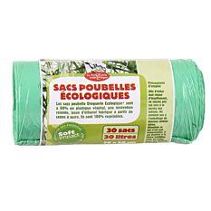 Sacs Poubelles Ecologique 30L