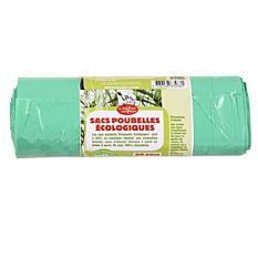 Sacs Poubelle Ecologiques 50L