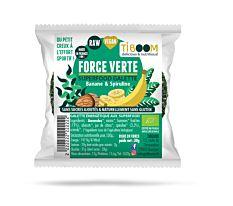 Galette force verte - Amande & Spiruline 30g Bio