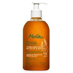 Shampooing pour Cheveux Gras sans sulfates 500ML Certifié BIO