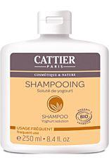 Shampooing Soluté de Yogourt  250Ml Bio