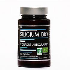 Silicium Confort articulaire - 60 gélules Bio