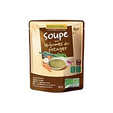 Soupe Potagere 50Cl Bio