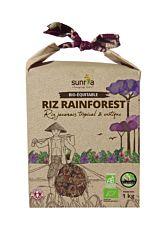 Riz javanais Rainforest équitable 1kg Bio