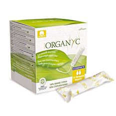 Tampons compact normal x16 Bio