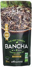 Thé vert japonais Bancha torréfié 30G Bio