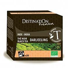 Thé Noir Darjeeling x20 Bio
