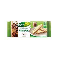 Gaufrettes cacao sans gluten 100G Bio