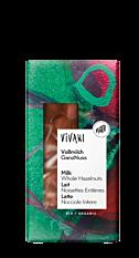 Chocolat Lait Nois Ent 100G Bio