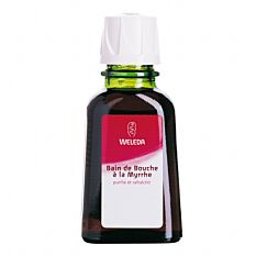 Bain de bouche à la Myrrhe 50Ml Bio