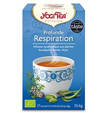 Yogi Tea Respiration 17Inf Bio
