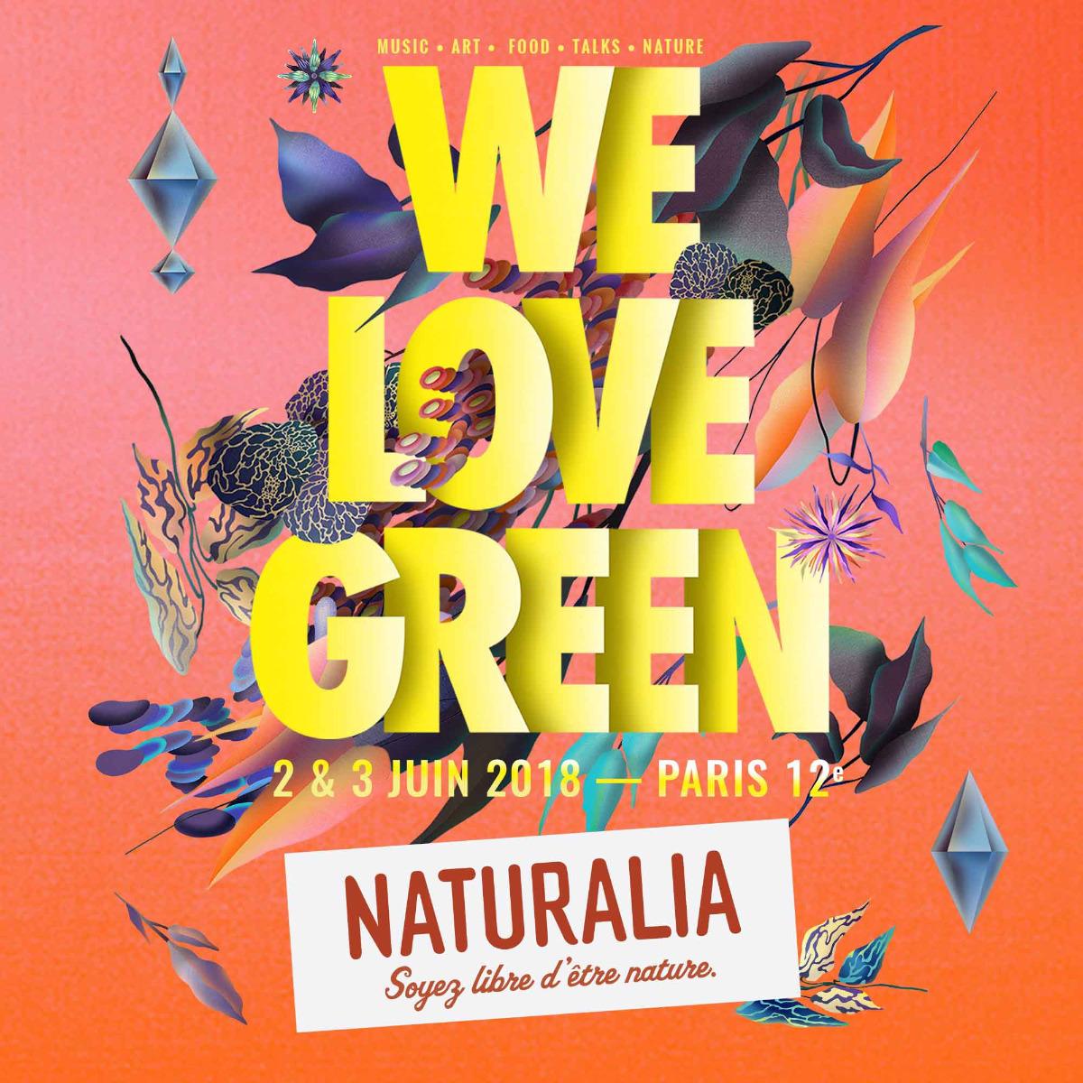 we love green