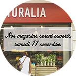 naturalia ouvert 11 novembre