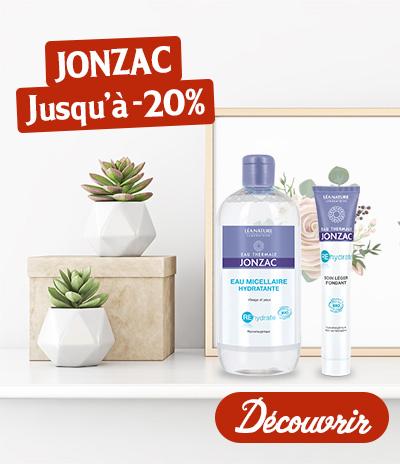 jusqu'à -20% sur la marque Jonzac