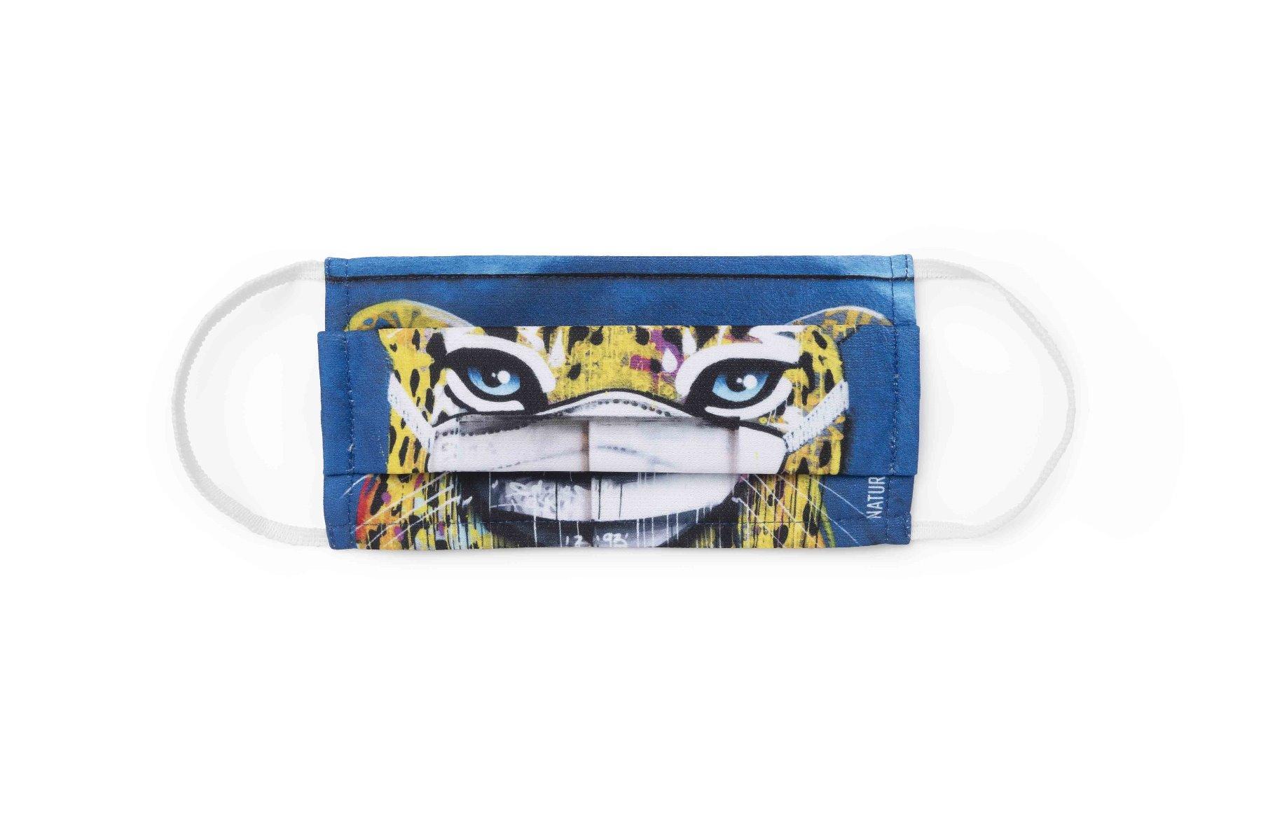Masque en tissu Tigre