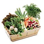 panier avril légumes
