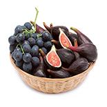 panier de saison de la rentrée figue raisin