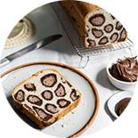 cake leopard