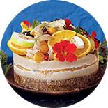 cheesecake de noel