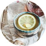 infusion detox citron