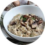 risotto champignons