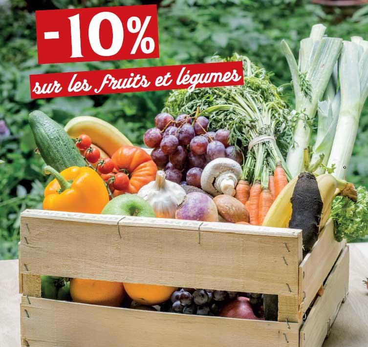 offre fruits et legumes