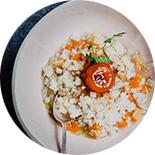 minestrone de légumes anciens