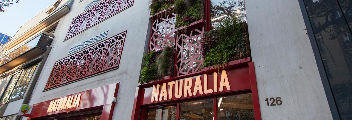 Trouvez Votre Magasin Naturalia