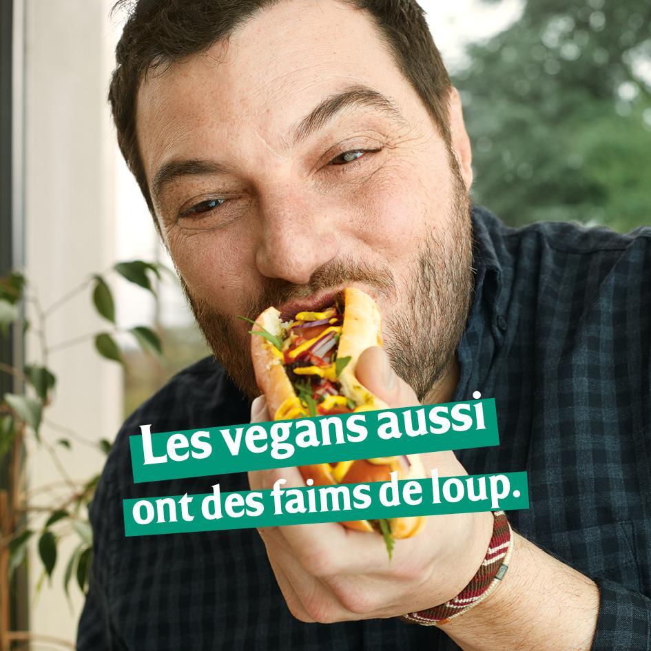Vegan bio